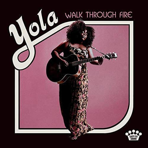 Yola <br>Walk Through Fire<br>LP